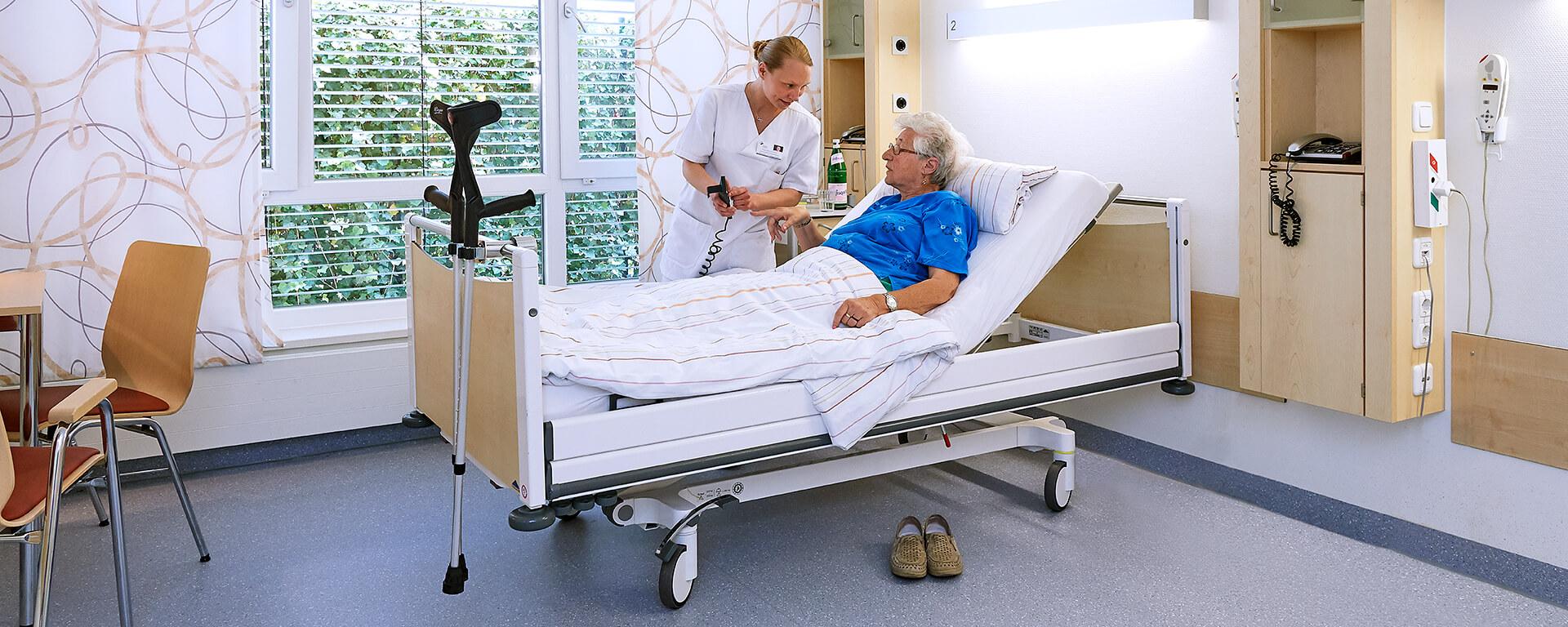 Wehencocktail Im Krankenhaus